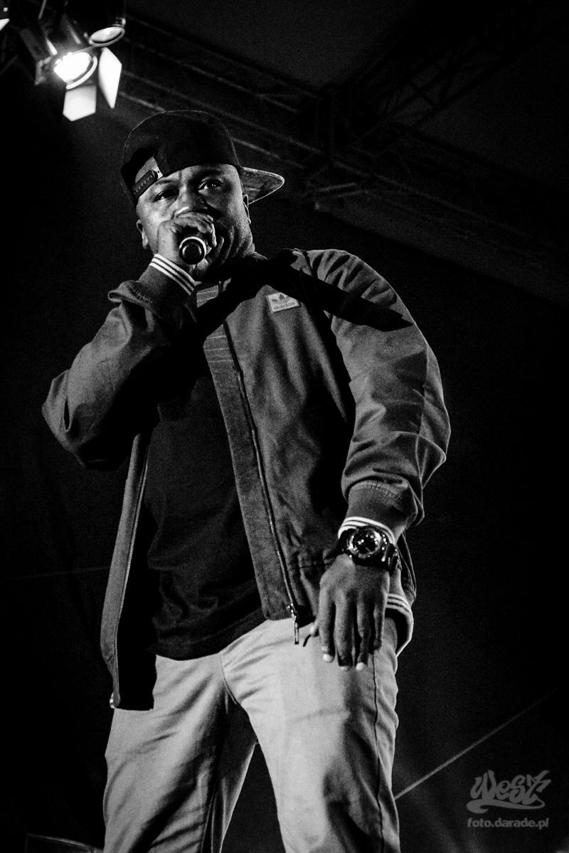 #17 Mobb Deep – Havoc, Hip Hop Kemp, 2015