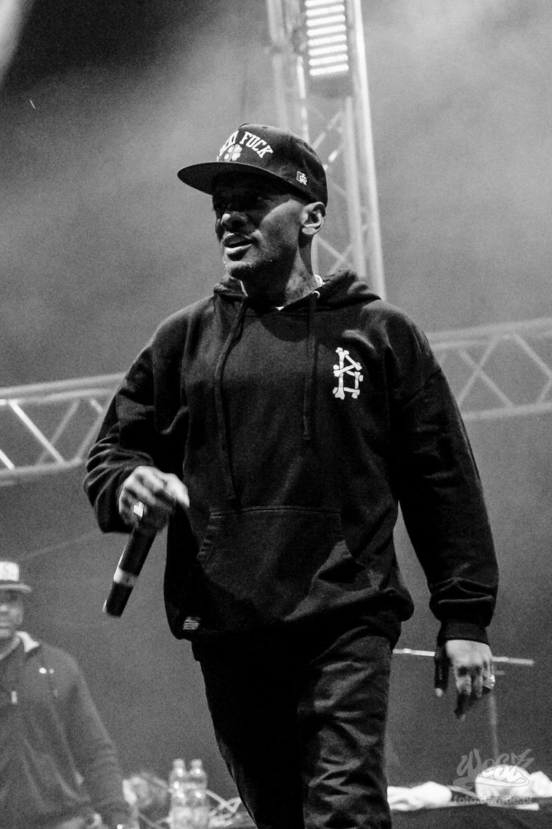 #27 Mobb Deep – Prodigy, Hip Hop Kemp, 2015