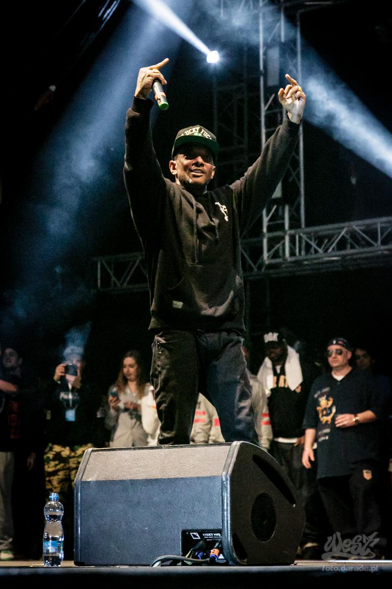 #28 Mobb Deep – Prodigy, Hip Hop Kemp, 2015
