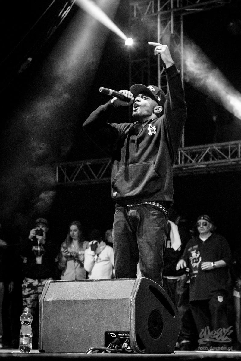 #29 Mobb Deep – Prodigy, Hip Hop Kemp, 2015