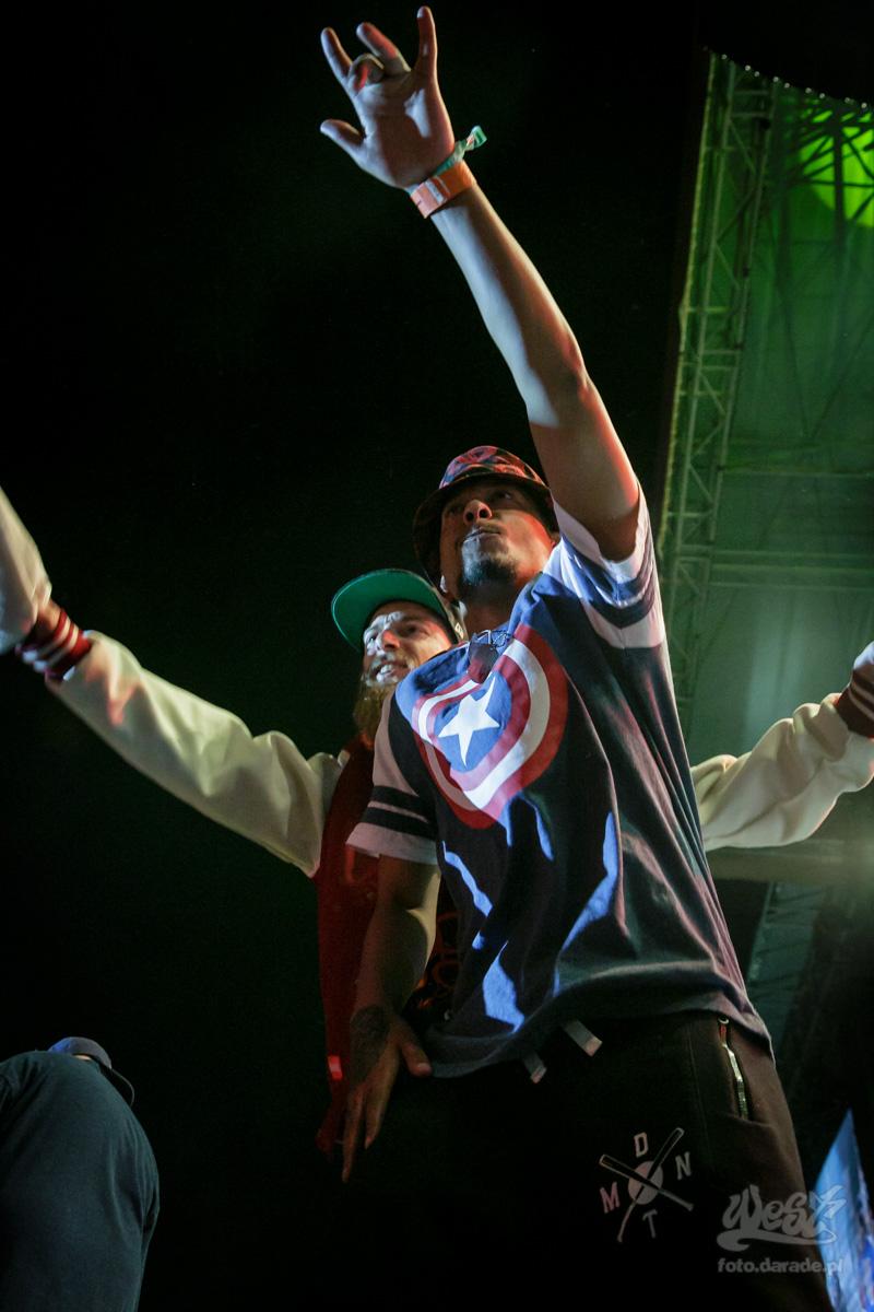 #35 Dope D.O.D. – JayReaper, Hip Hop Kemp, 2015