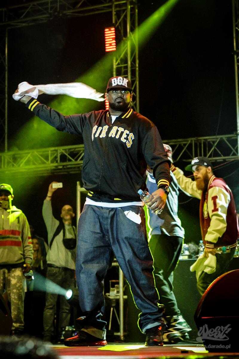 #25 Ghostface Killah, Hip Hop Kemp, 2015