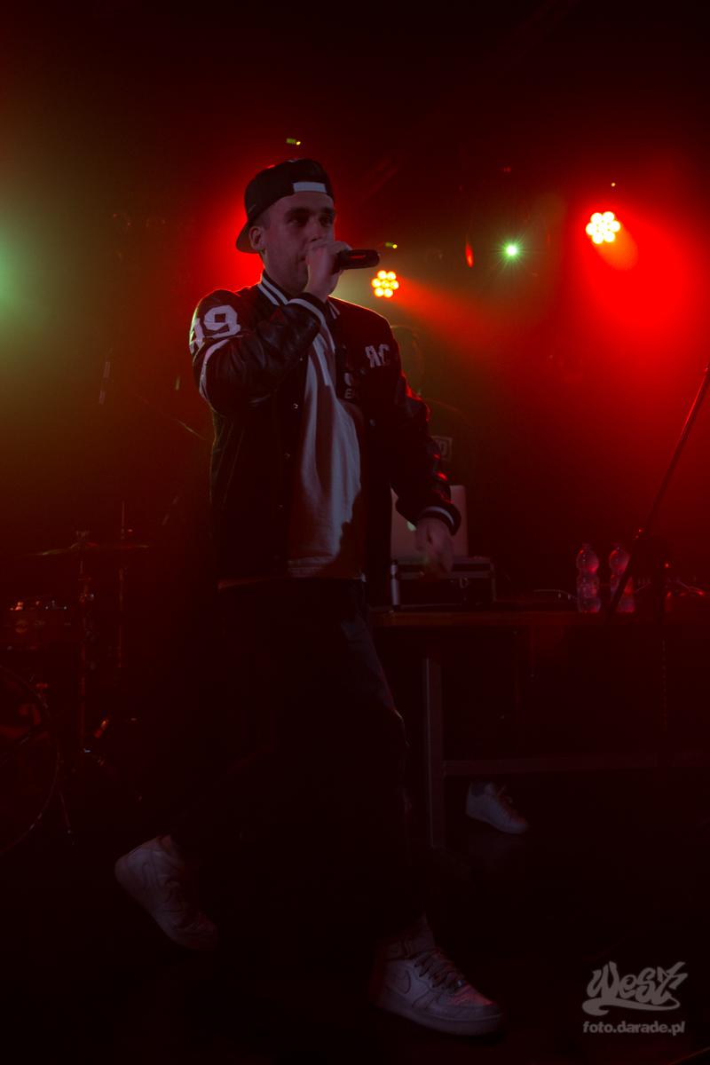 #02 B.R.O., DJ Premier x The Badder @ Warszawa, 2015