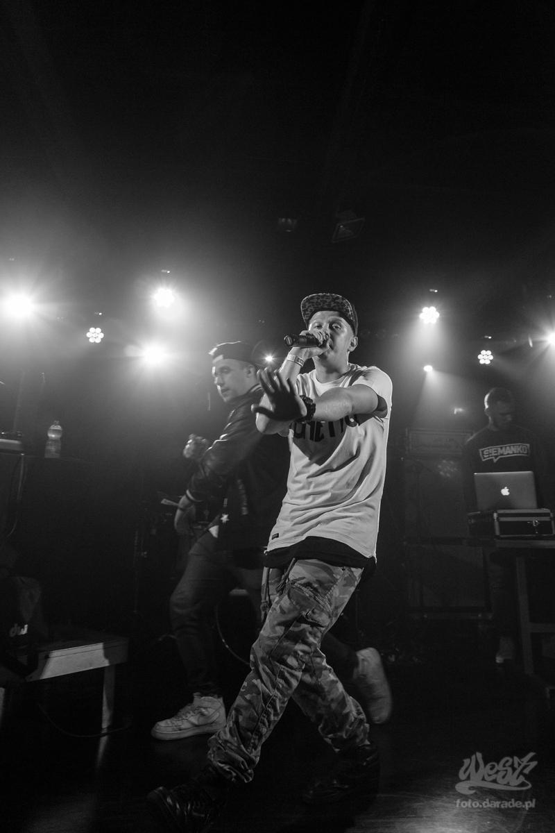 #06 B.R.O., DJ Premier x The Badder @ Warszawa, 2015