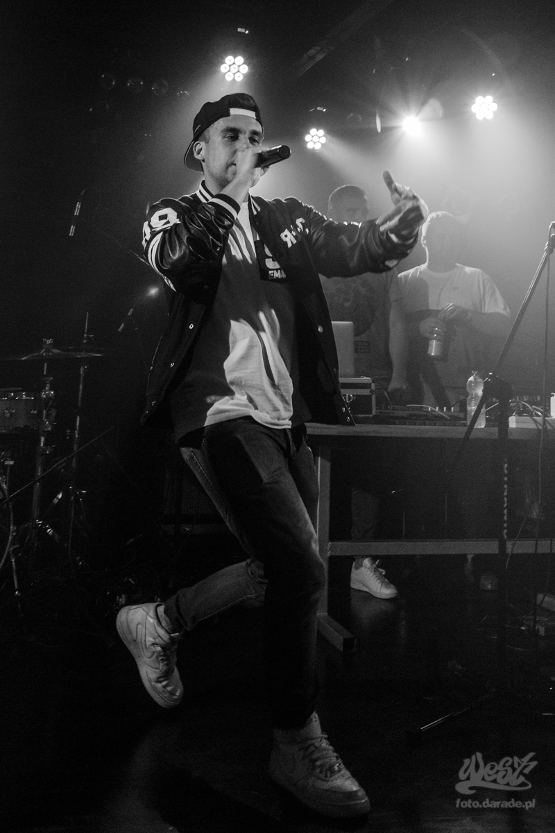 #08 B.R.O., DJ Premier x The Badder @ Warszawa, 2015