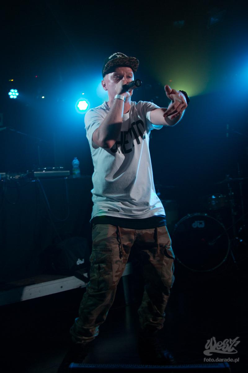 #11 B.R.O., DJ Premier x The Badder @ Warszawa, 2015