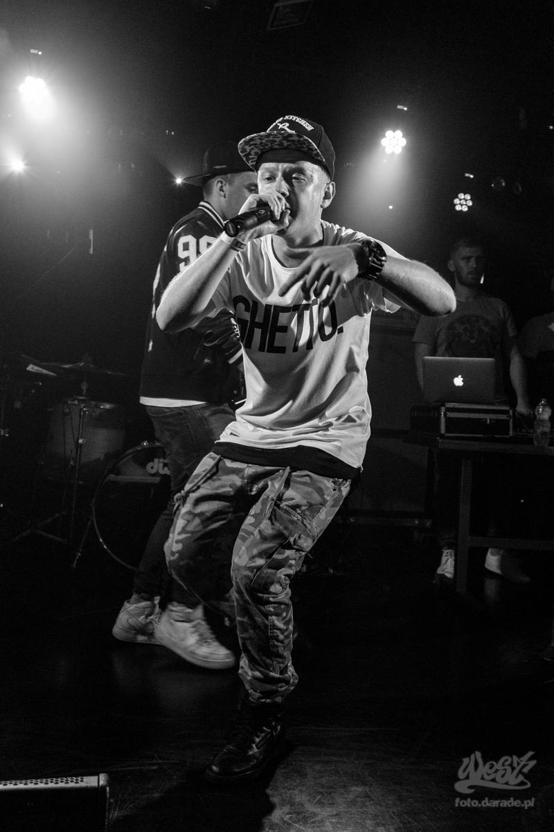 #12 B.R.O., DJ Premier x The Badder @ Warszawa, 2015