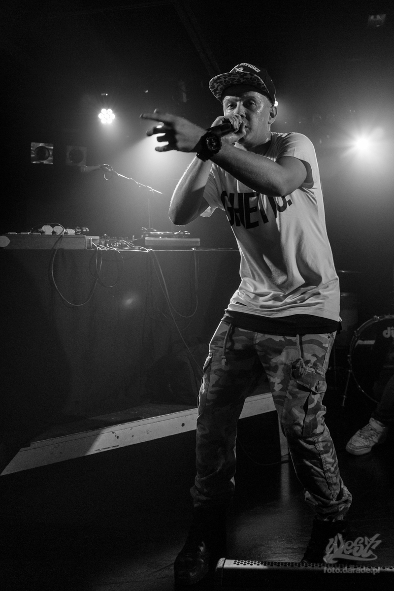 #13 B.R.O., DJ Premier x The Badder @ Warszawa, 2015