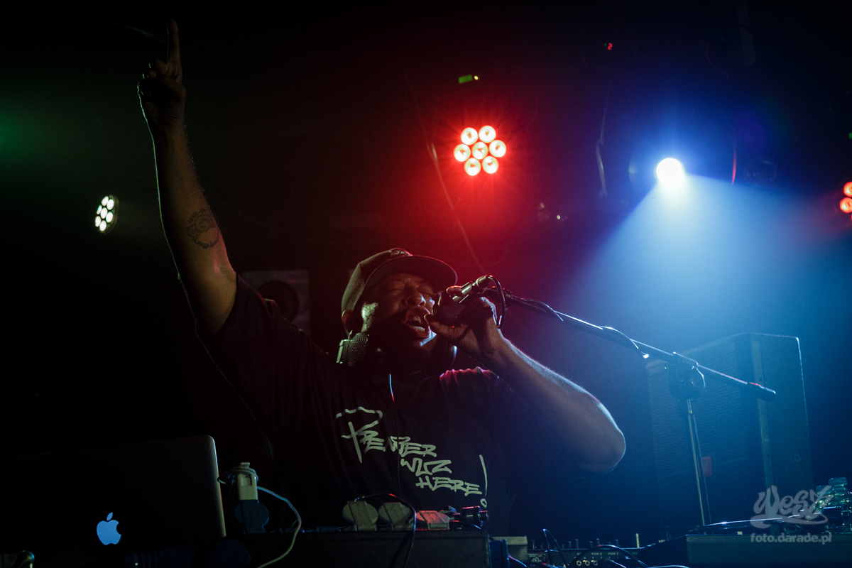 #29 DJ Premier, DJ Premier x The Badder @ Warszawa, 2015