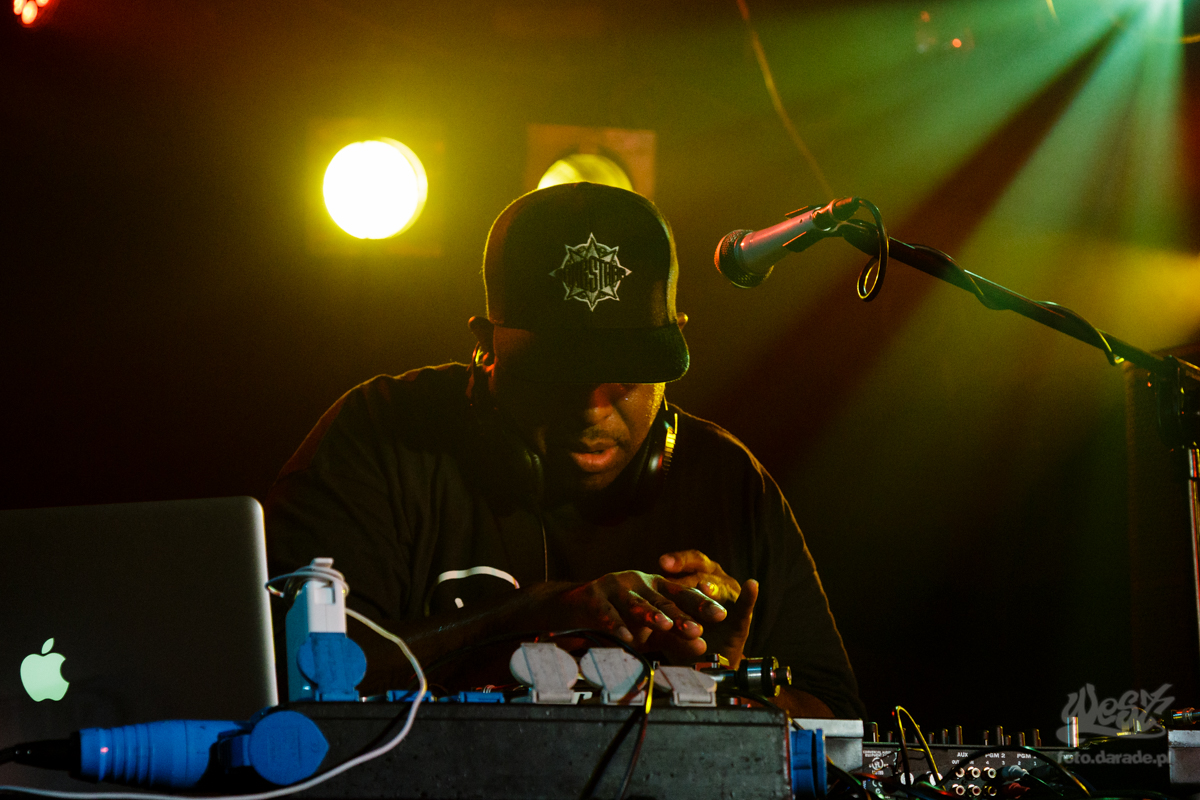 #36 DJ Premier, DJ Premier x The Badder @ Warszawa, 2015
