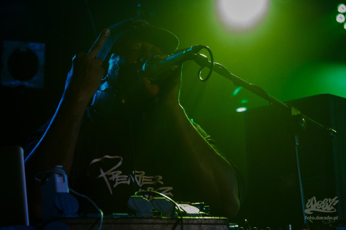 #38 DJ Premier, DJ Premier x The Badder @ Warszawa, 2015