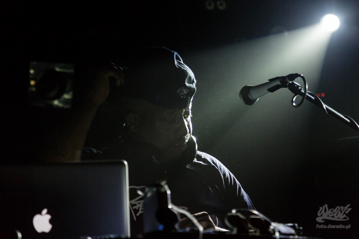 #45 DJ Premier, DJ Premier x The Badder @ Warszawa, 2015