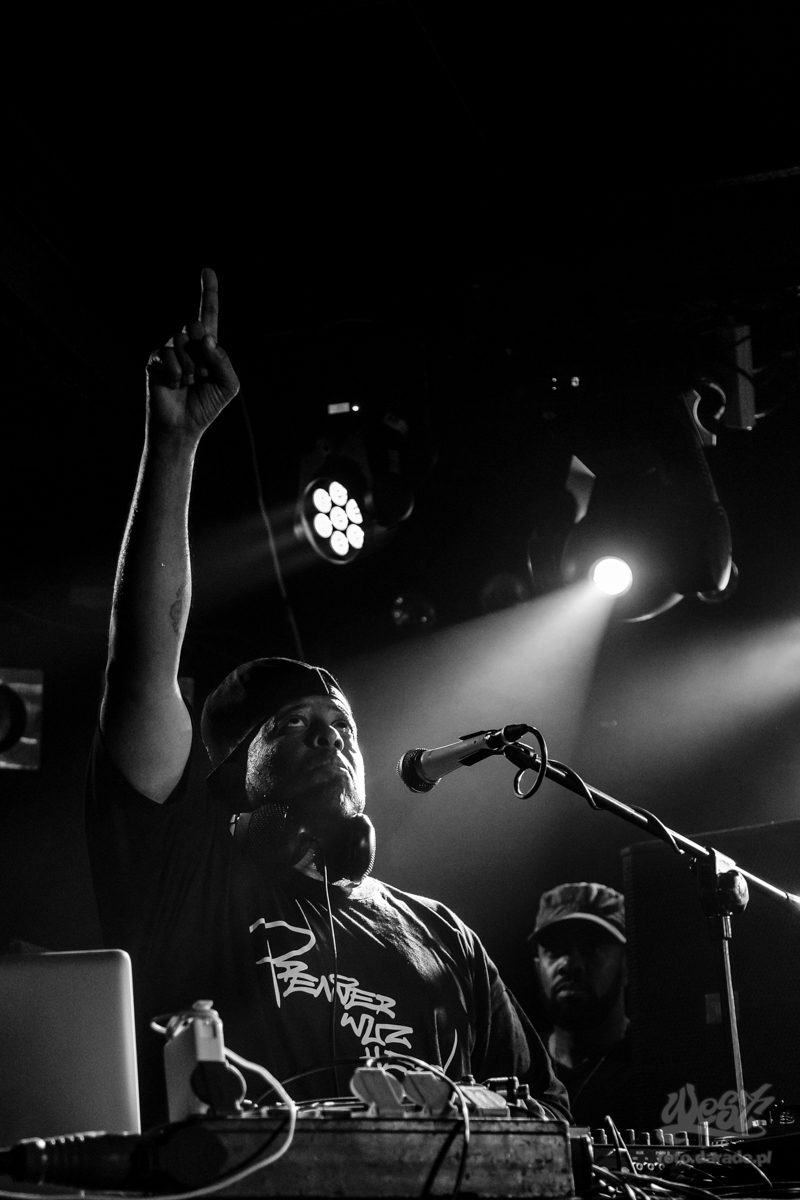 #49 DJ Premier, DJ Premier x The Badder @ Warszawa, 2015