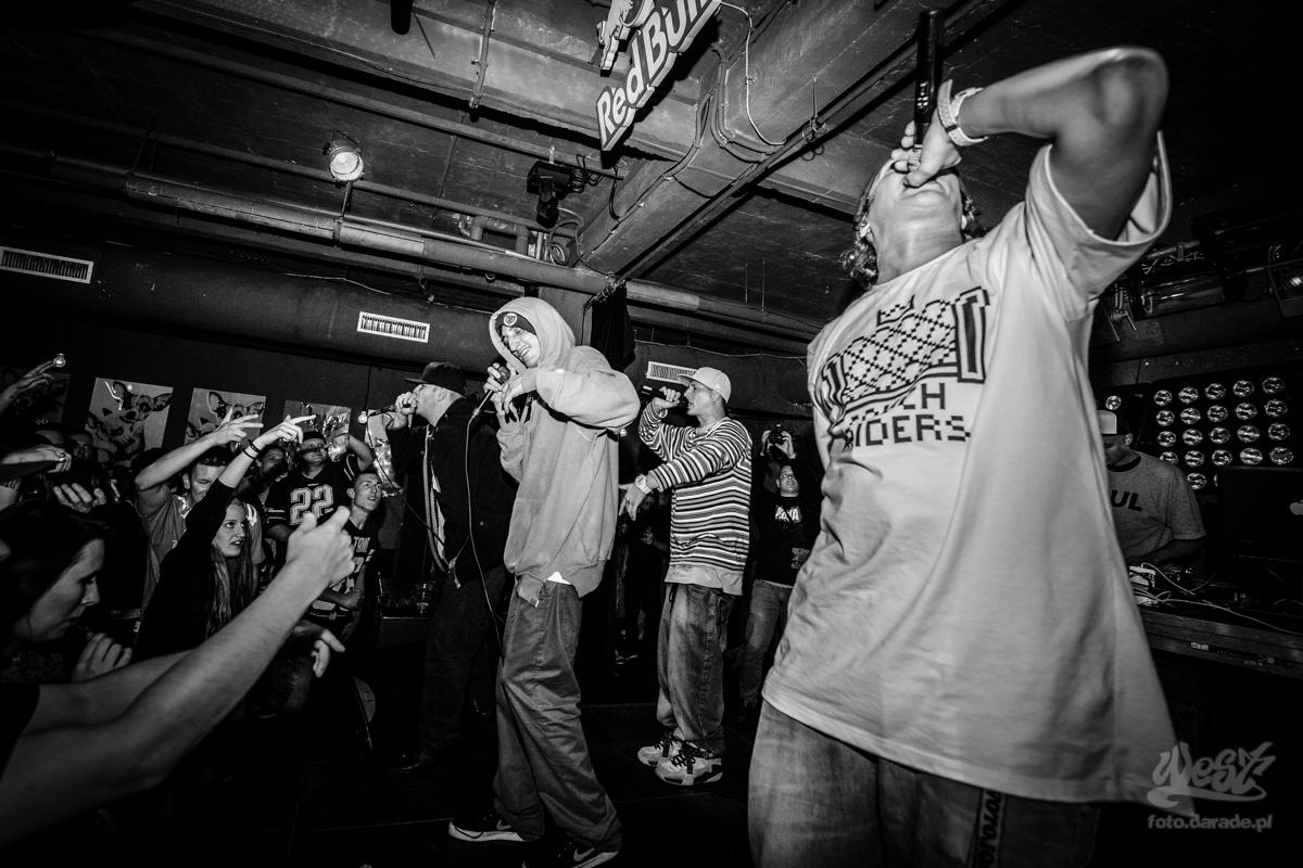 #05 JWP/Bez Cenzury x DJ Falcon1, Smif-N-Wessun @ Warszawa, 2015