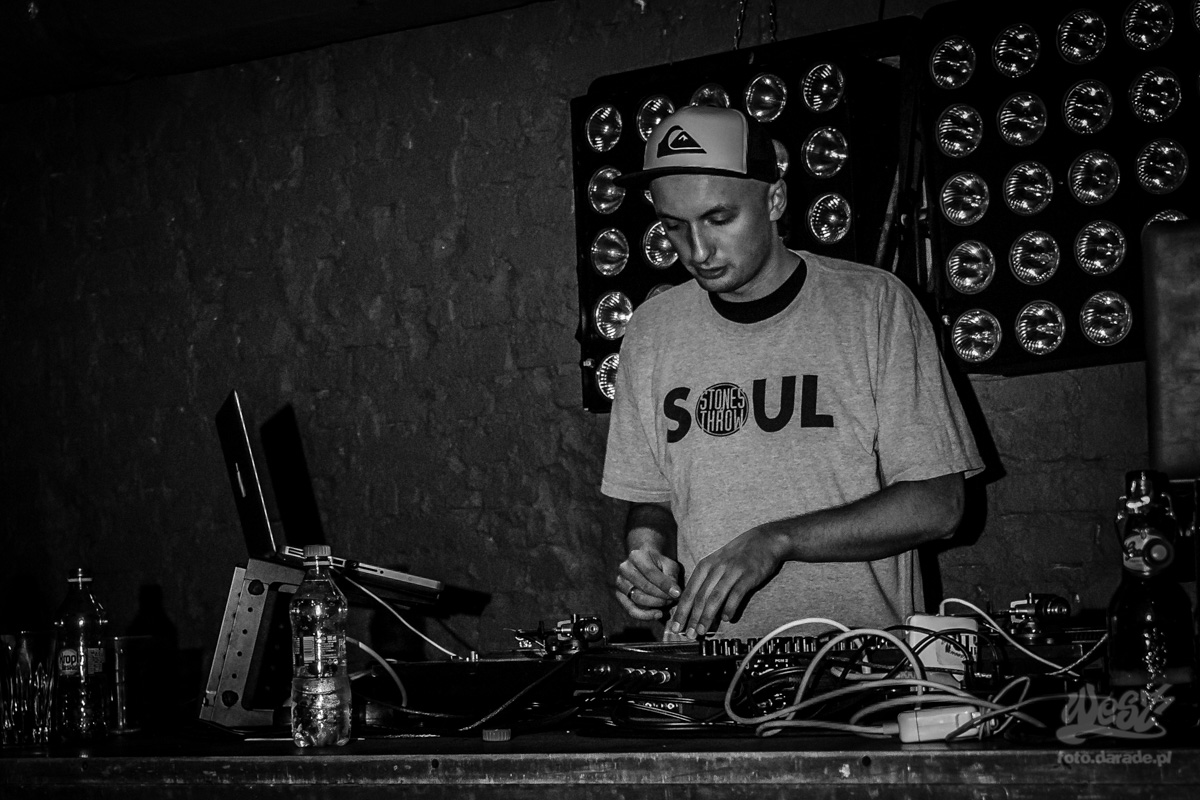 #08 DJ Falcon1, Smif-N-Wessun @ Warszawa, 2015