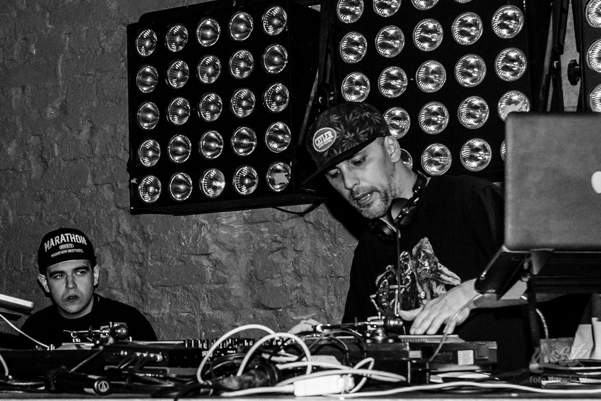 #05 DJ B, Smif-N-Wessun @ Warszawa, 2015