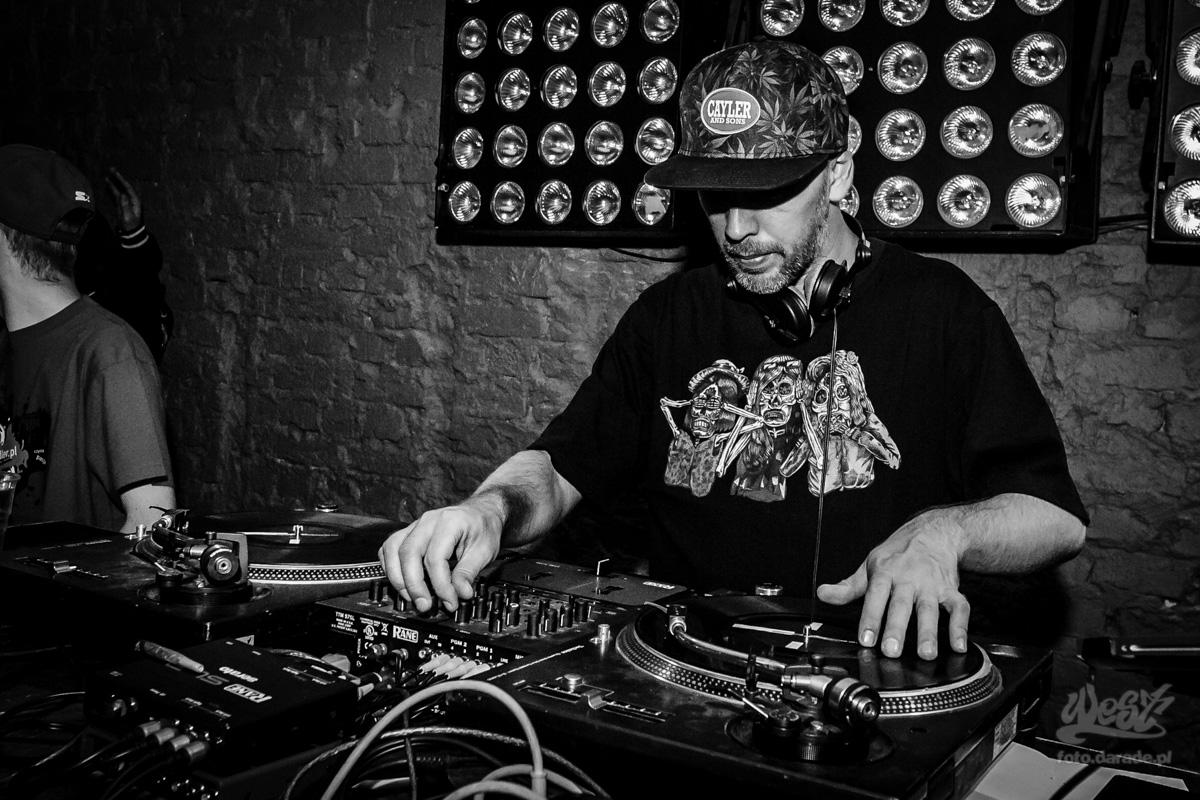 #50 DJ B, Smif-N-Wessun @ Warszawa, 2015