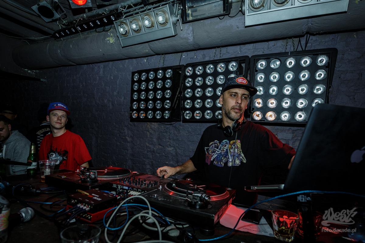 #51 DJ B, Smif-N-Wessun @ Warszawa, 2015