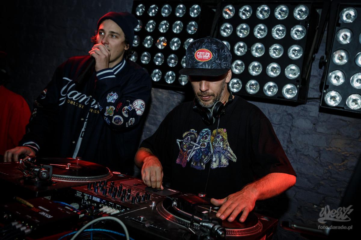 #52 DJ B x Łysol, Smif-N-Wessun @ Warszawa, 2015
