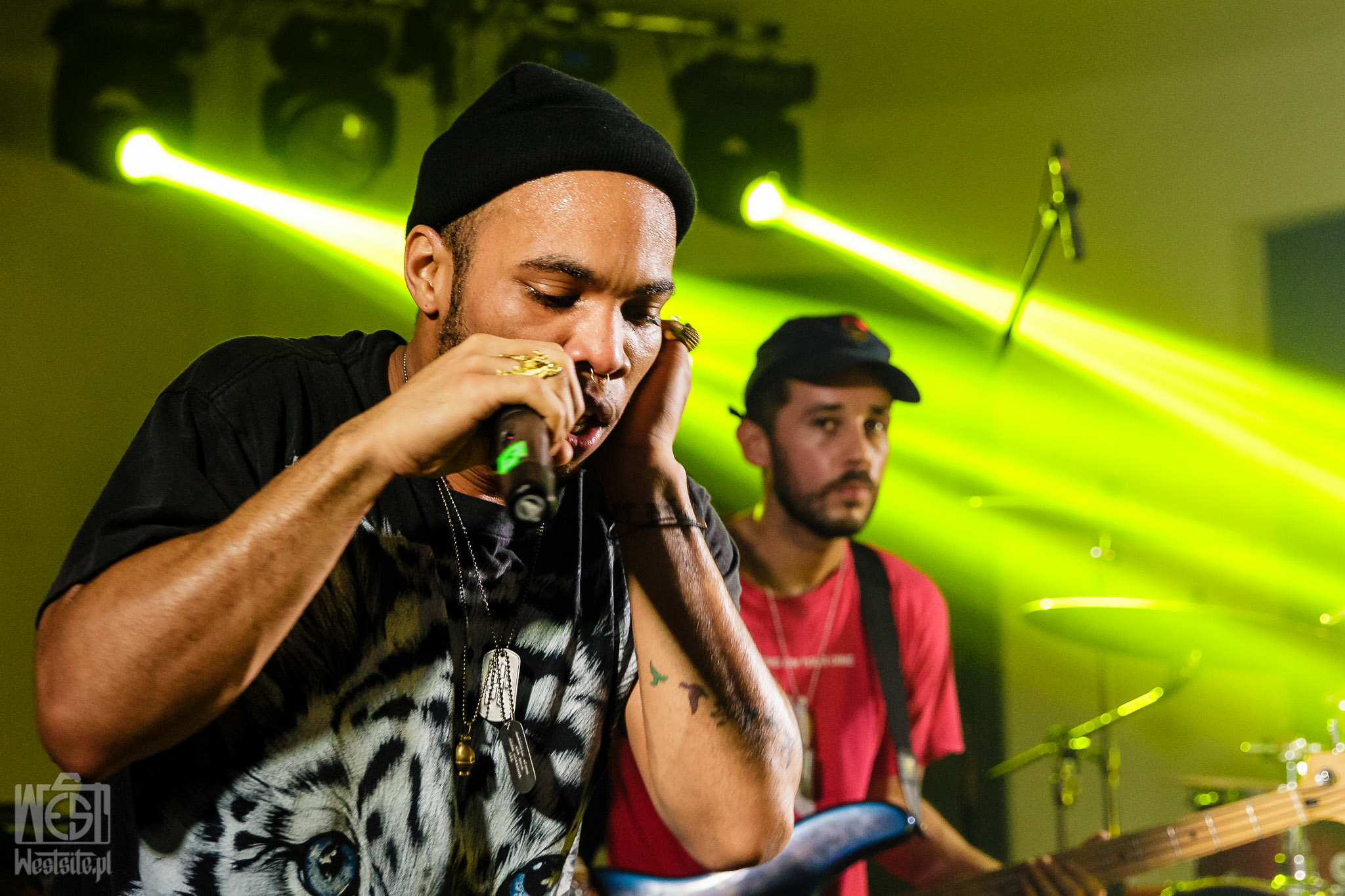 Anderson .Paak, Warsaw, 2016-02-19