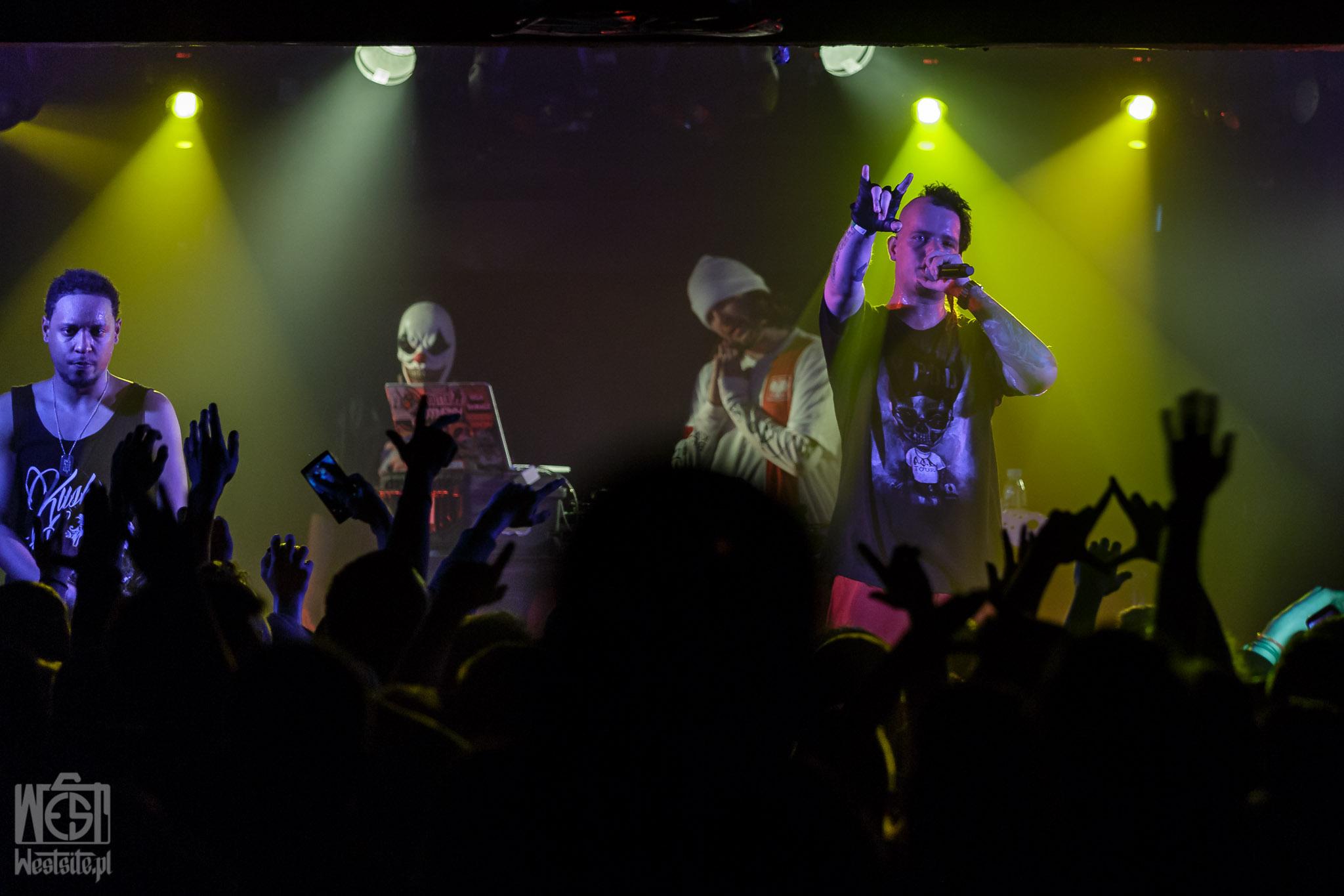 Dope D.O.D., Warsaw, 2016-02-20