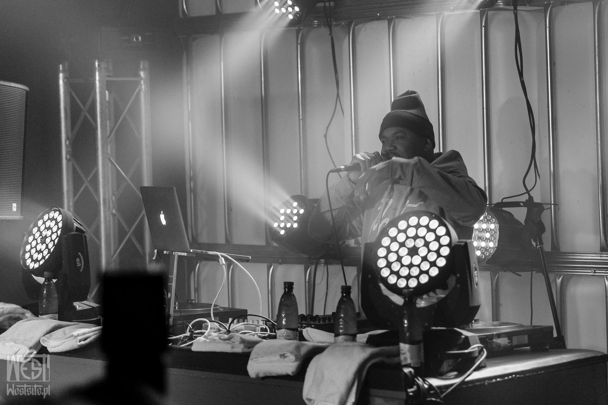 Ski Beatz x Mobb Deep, Warsaw, 2016-02-05
