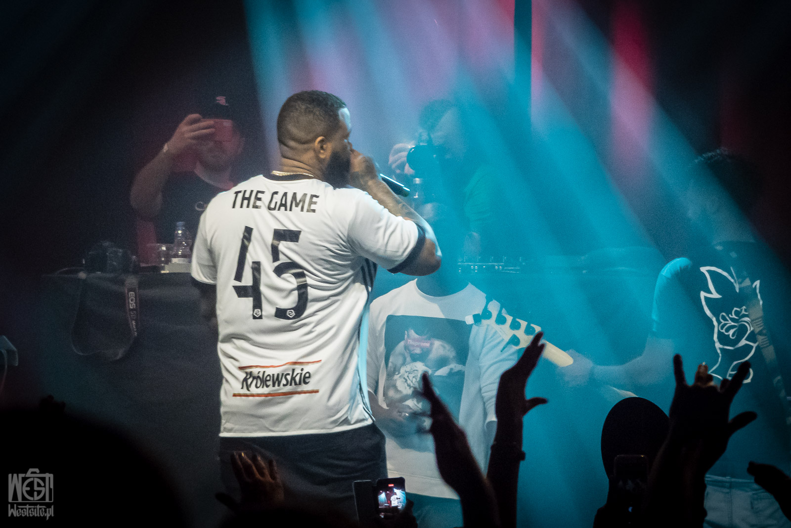 The Game, Warsaw, 2018-03-03