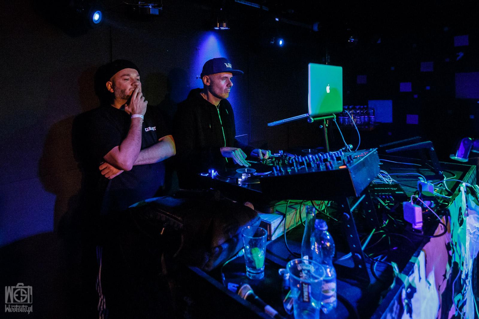 Vienio x DJ 600V, Warsaw, 2018-03-24