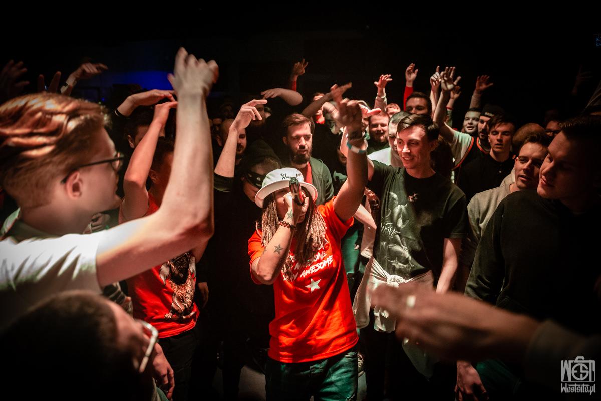Starrlight | 2019-02-18 | Klub Iskra Pole Mokotowskie, Warsaw, Poland | Presented by Big Idea